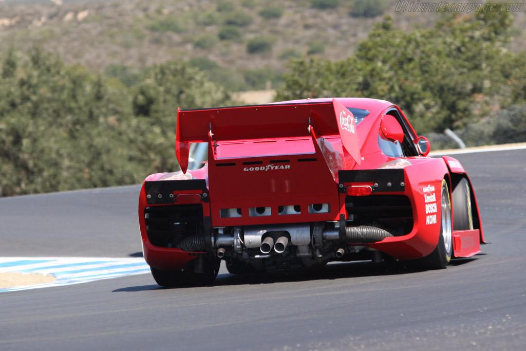 Porsche 935 K3 S N 000 0013 2007 Monterey Historic