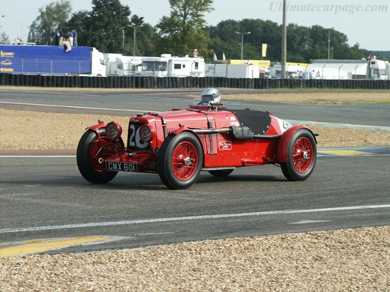 1934-1936 Aston Martin Ulster