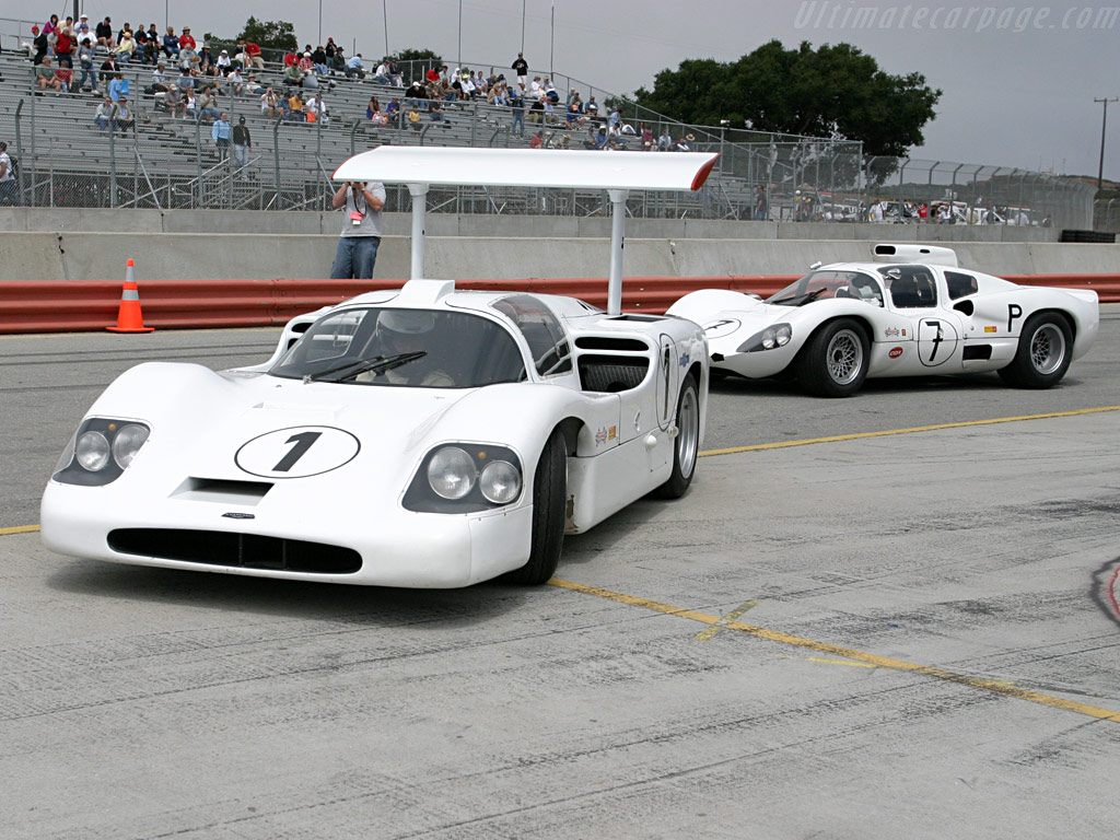 Other cars by Chaparral