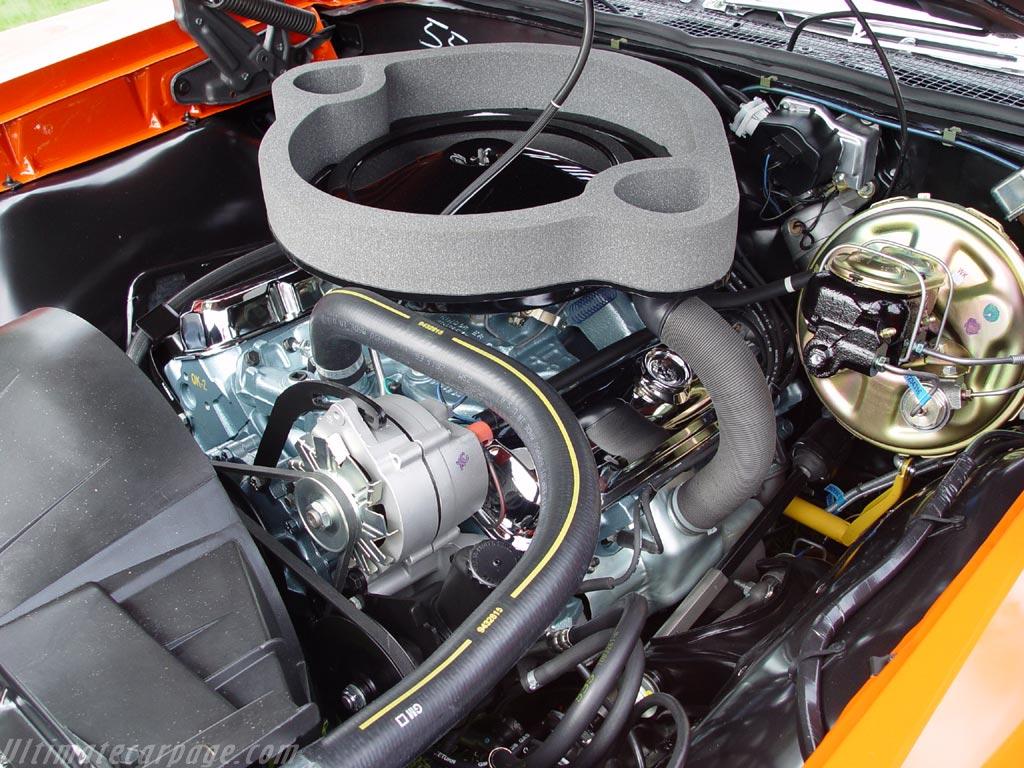 Pontiac GTO Ram Air 6