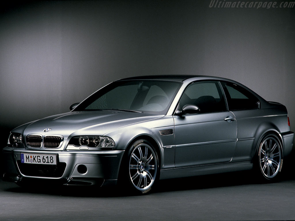 BMW M3 CSL Concept High Resolution Image (1 of 12)