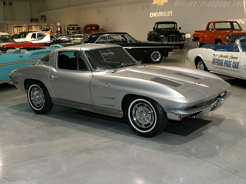 Chevrolet Corvette C2 Sting