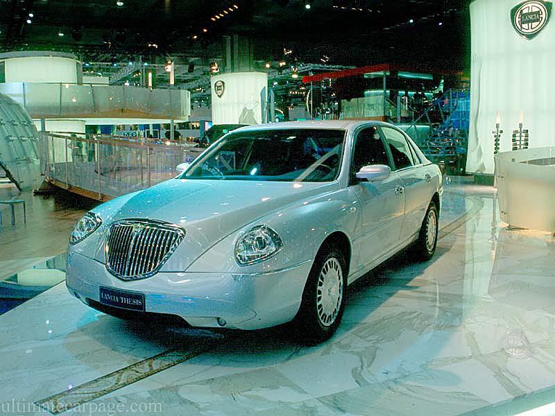 2004 Lancia Thesis. Lancia Thesis 2011