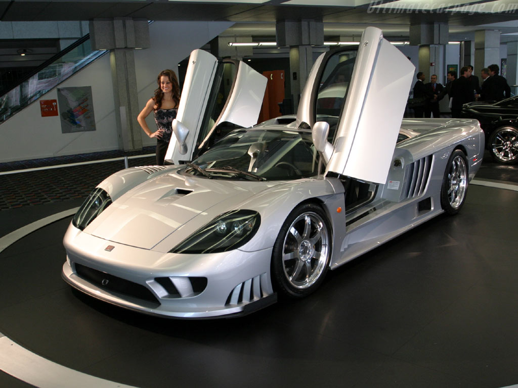 Top 10 Fastest Car In The Word - 4. Saleen S7 Twin Turbo ...