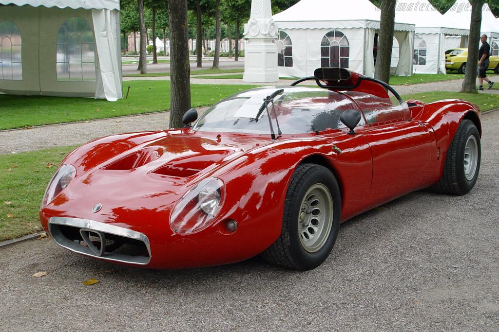 Alfa Romeo 33 Periscopica Spider S N 75033 004 2003