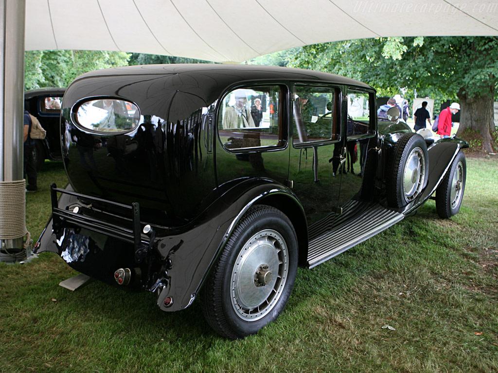 bugatti type 41 royale park ward limousine high resolution image 2 of 3. Black Bedroom Furniture Sets. Home Design Ideas