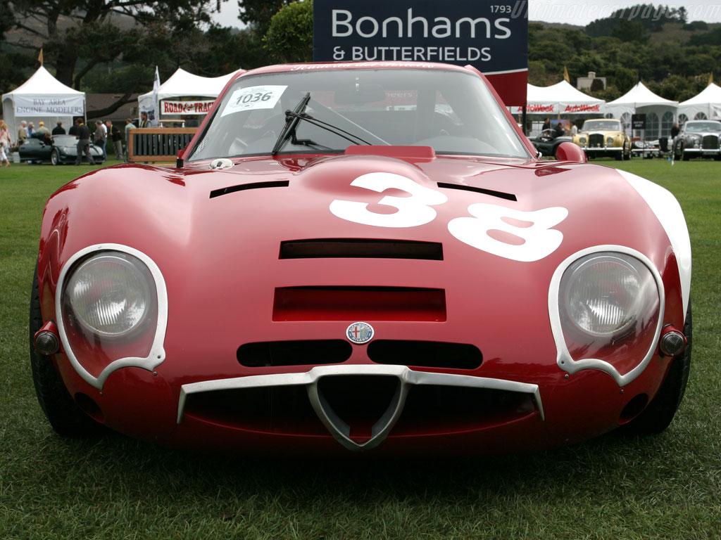 Alfa Romeo Giulia TZ2 - High