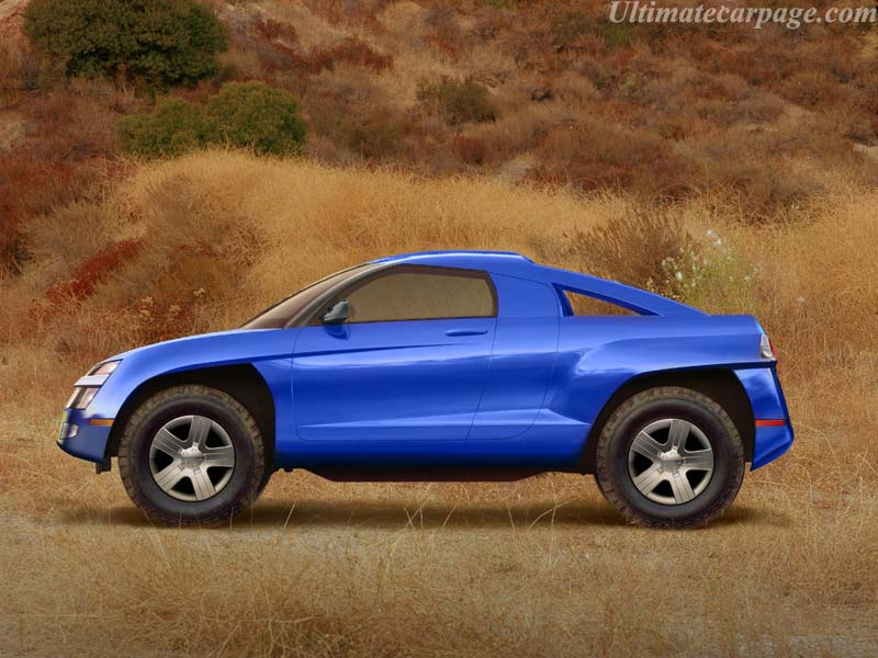 Chevrolet has developed the Transformer-like Borrego concept vehicle.