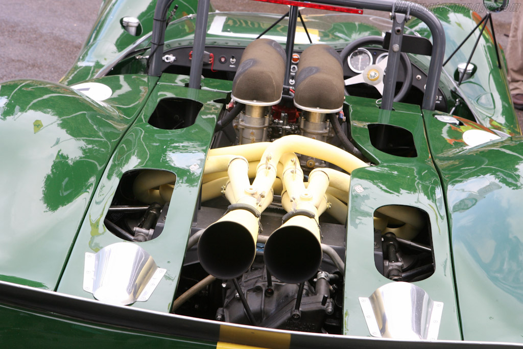 Festival Of Speed >> Lotus 40 Ford (s/n 40/L/1 - 2007 Goodwood Festival of ...