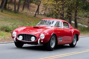 Click here to open the Ferrari 250 GT TdF Scaglietti '14 Louver' Berlinetta  gallery
