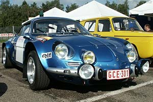 Click here to open the Alpine A110 1600 S Group 4 gallery