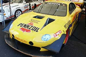 Click here to open the Toyota Celica Pikes Peak Special gallery