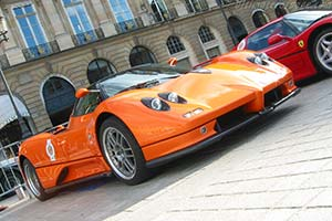 Click here to open the Pagani Zonda C12 S gallery