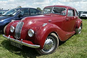 Click here to open the Bristol 400 Coupe gallery