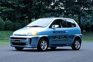 Click here to open the Honda FCX gallery