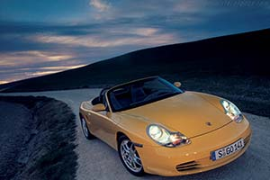 Click here to open the Porsche 986 Boxster gallery