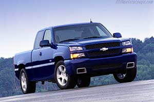 Click here to open the Chevrolet Silverado SS gallery