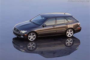 2002 2005 lexus is 300 sportcross images specifications and