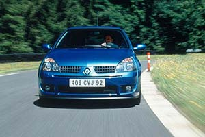 Click here to open the Renault Clio Sport 2.0 16V Jean Ragnotti gallery