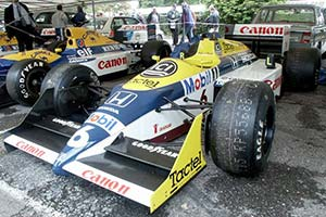 Click here to open the Williams FW11B Honda gallery