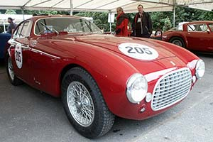 Click here to open the Ferrari 340 America Vignale Berlinetta gallery