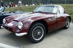 Click here to open the TVR Vixen S1 gallery