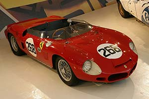 Click here to open the Ferrari 268 SP gallery