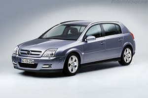 Click here to open the Opel Signum gallery
