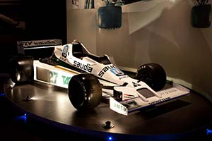 Click here to open the Williams FW06 Cosworth gallery