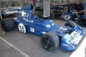 Click here to open the Tyrrell 005 Cosworth gallery
