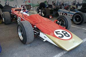 Click here to open the Lotus 58 Cosworth gallery