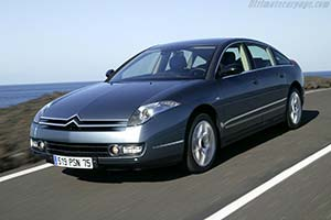 Click here to open the Citroën C6 gallery