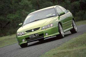 Click here to open the Holden VY Commodore SS gallery