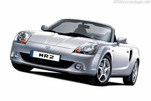 Click here to open the Toyota MR2 Roadster gallery