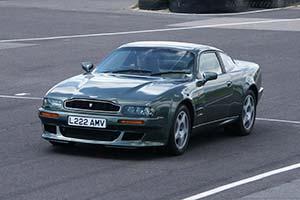 1998 2000 Aston Martin V8 Vantage V600 Images Specifications And Information