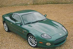 Click here to open the Aston Martin DB7 Vantage gallery