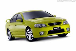 Click here to open the Ford BA Falcon FPV GT gallery