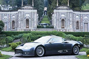 Click here to open the Spyker C8 Double 12 S gallery