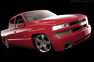 Click here to open the Chevrolet Silverado SST gallery
