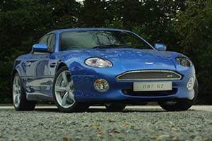 Click here to open the Aston Martin DB7 GT gallery