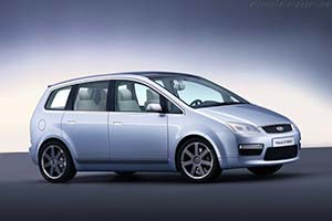 Click here to open the Ford Focus C-Max gallery