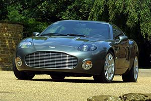 Click here to open the Aston Martin DB7 Vantage Zagato gallery