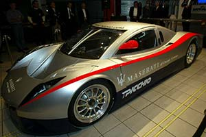 Click here to open the Picchio D2 Daytona Coupe Prototype gallery