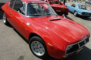 Click here to open the Lancia Fulvia Sport 1.3S Zagato gallery