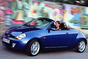 Click here to open the Ford Streetka gallery
