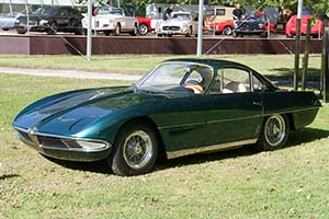 Click here to open the Lamborghini 350 GTV gallery