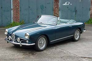 Click here to open the Alfa Romeo 1900C SS Touring Cabriolet gallery