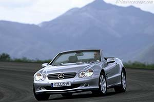 Click here to open the Mercedes-Benz SL 350 gallery