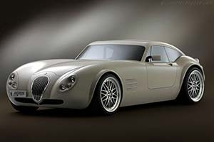 Click here to open the Wiesmann GT Concept gallery