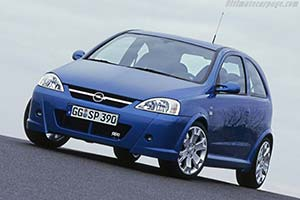 Click here to open the Opel Corsa OPC Concept gallery